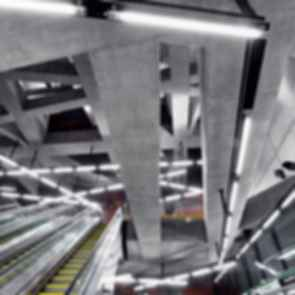 Twin Stations - interior