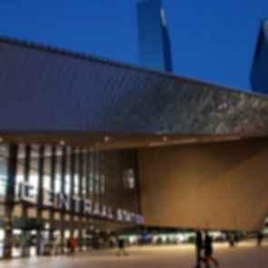 Rotterdam Central Station - Exterior
