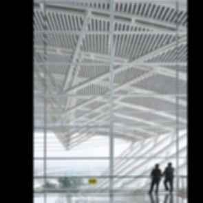 Guangzhou South Railway Station - windows
