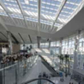 Beijing South Station - interior