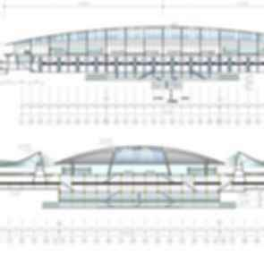Beijing South Station - floor plan
