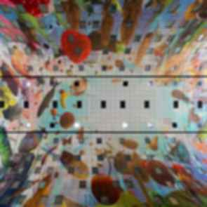 Markthal - Ceiling