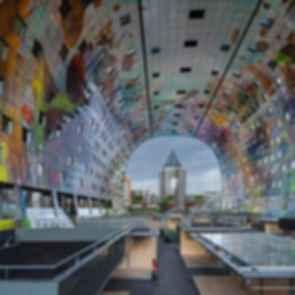 Markthal - interior