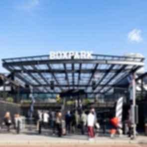 Boxpark Croydon - exterior
