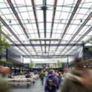 Boxpark Croydon - interior