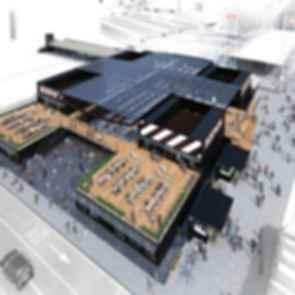 Boxpark Croydon - concept design