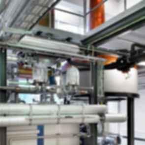 Mackmyra Gravity Distillery - interior