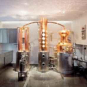 Stahlemuhle Distillery - interior