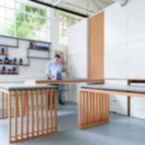 Sweetdram Workshop - interior