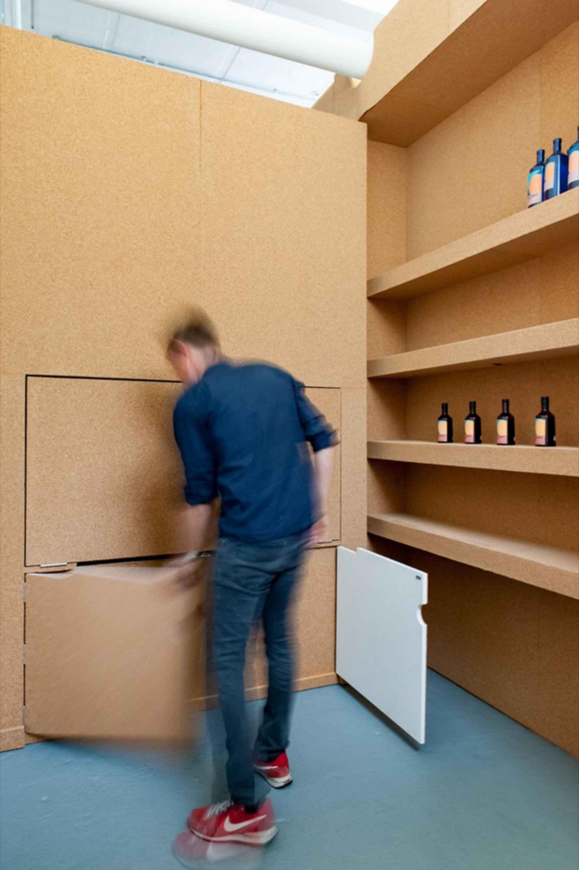 Sweetdram Workshop - built-in furniture