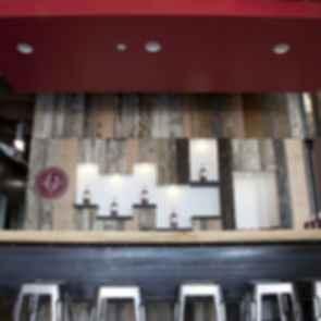 Westland Distillery - interior bar