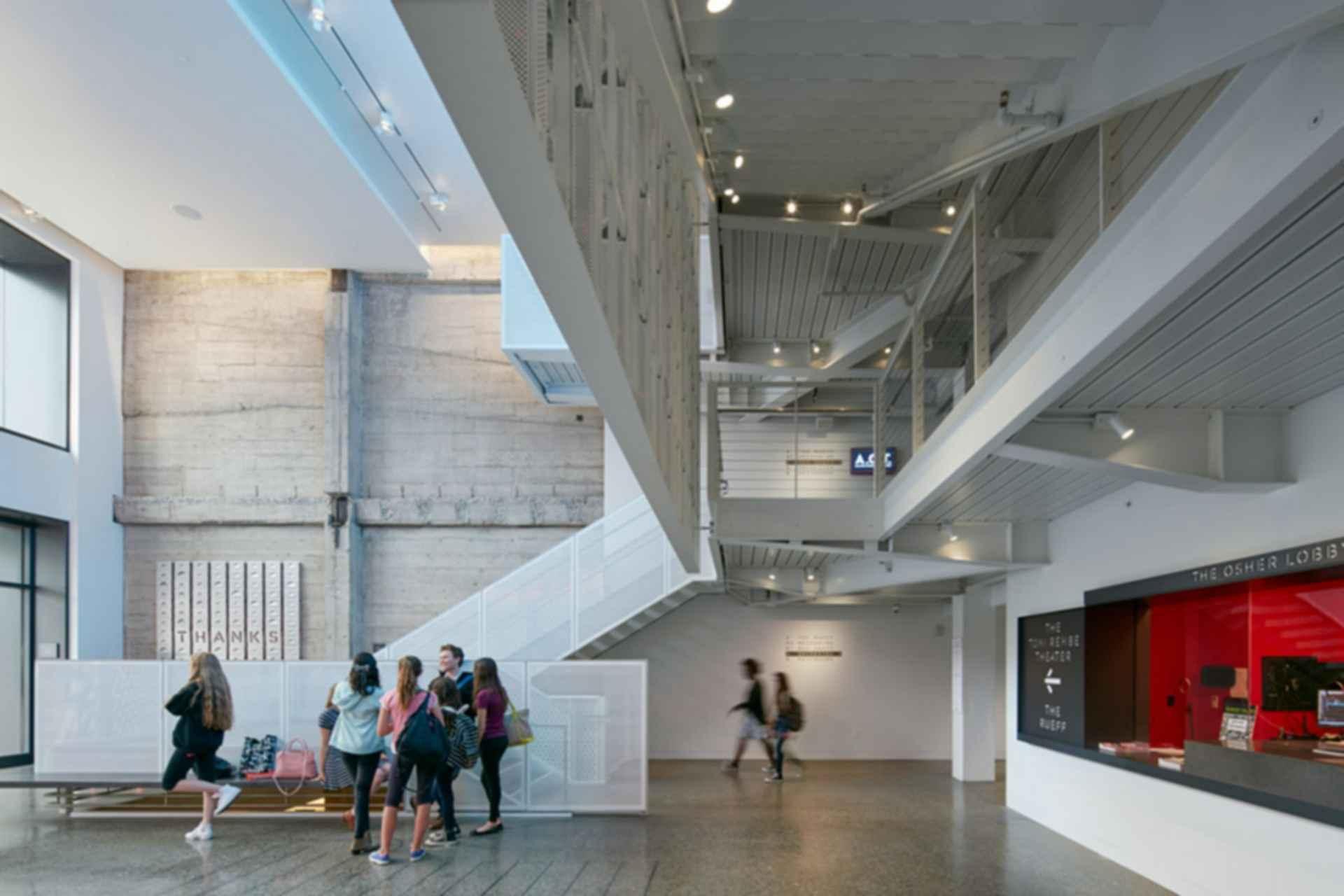The Strand - lobby