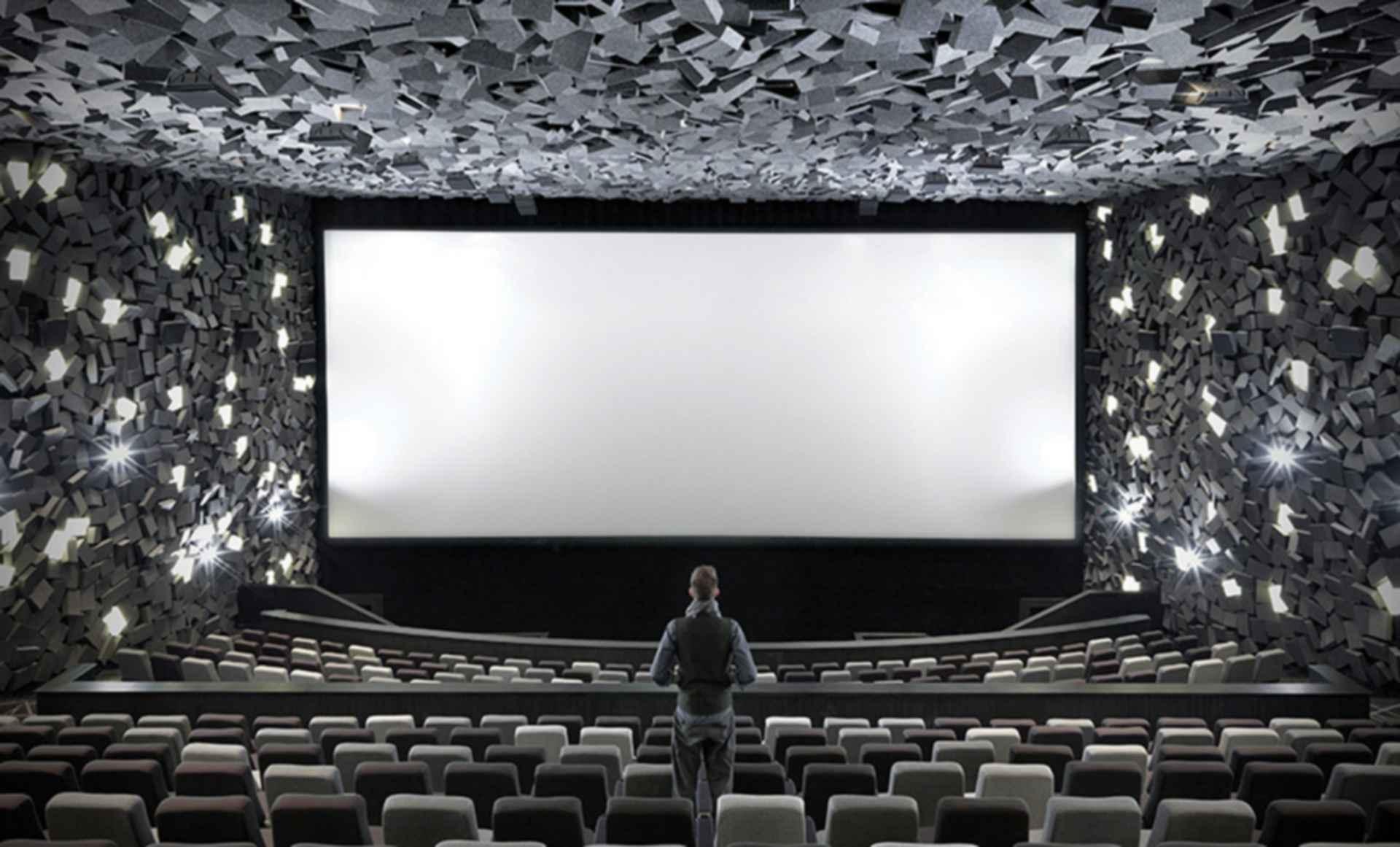 Exploded Cinema - concept design