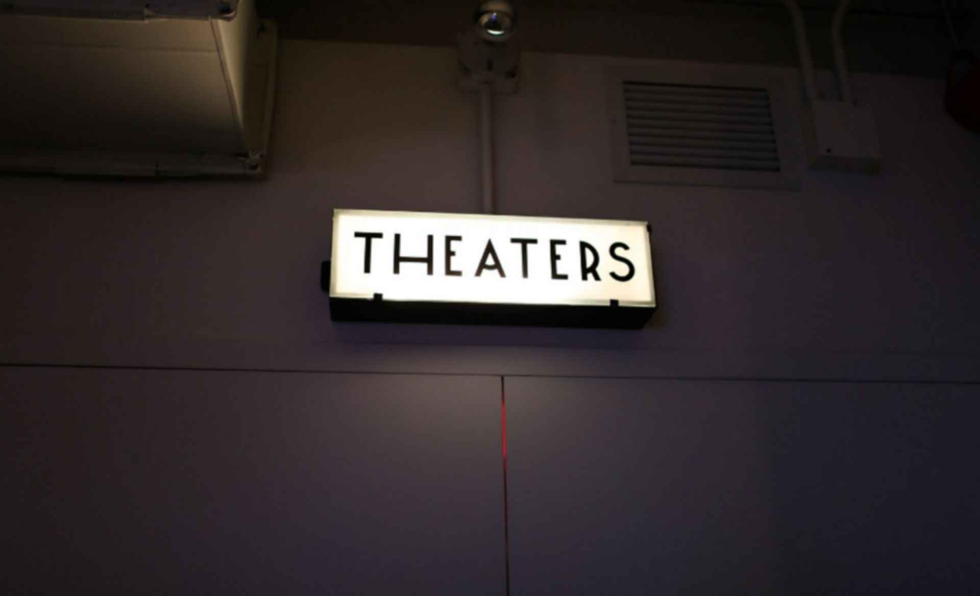 Metrograph Indie Cinema - signage