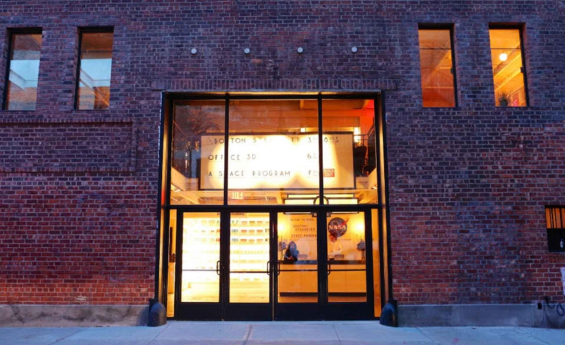 Metrograph Indie Cinema - exterior