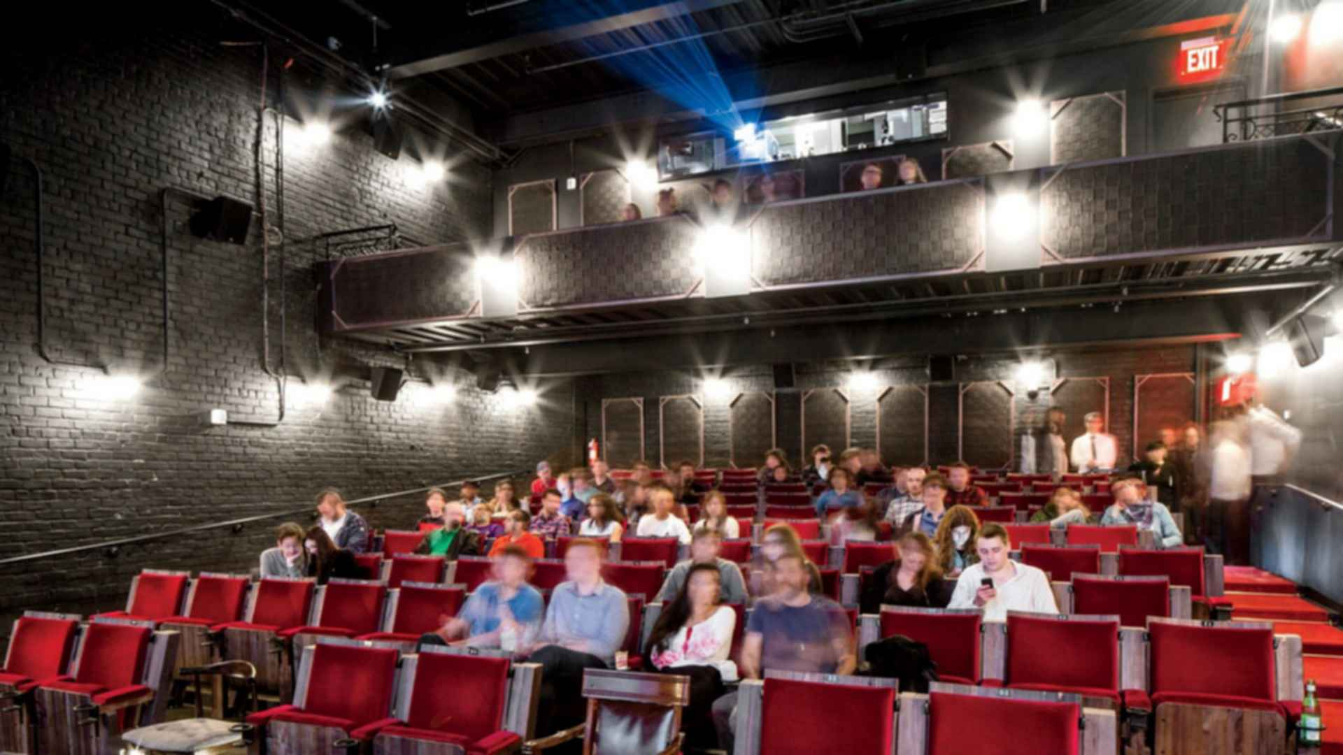 Metrograph Indie Cinema - theater