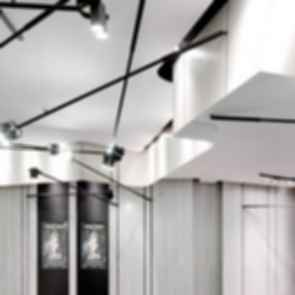 Cine Times Cinema - lighting