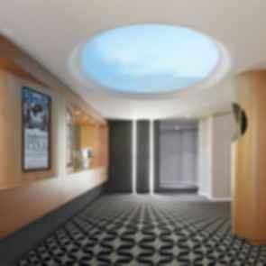 Filmtheater Weltspiegel Cottbus - interior
