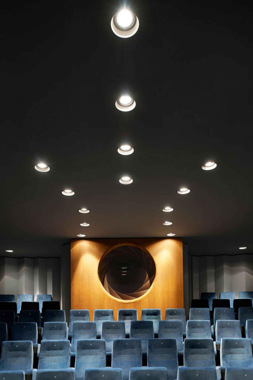 Filmtheater Weltspiegel Cottbus - theater interior
