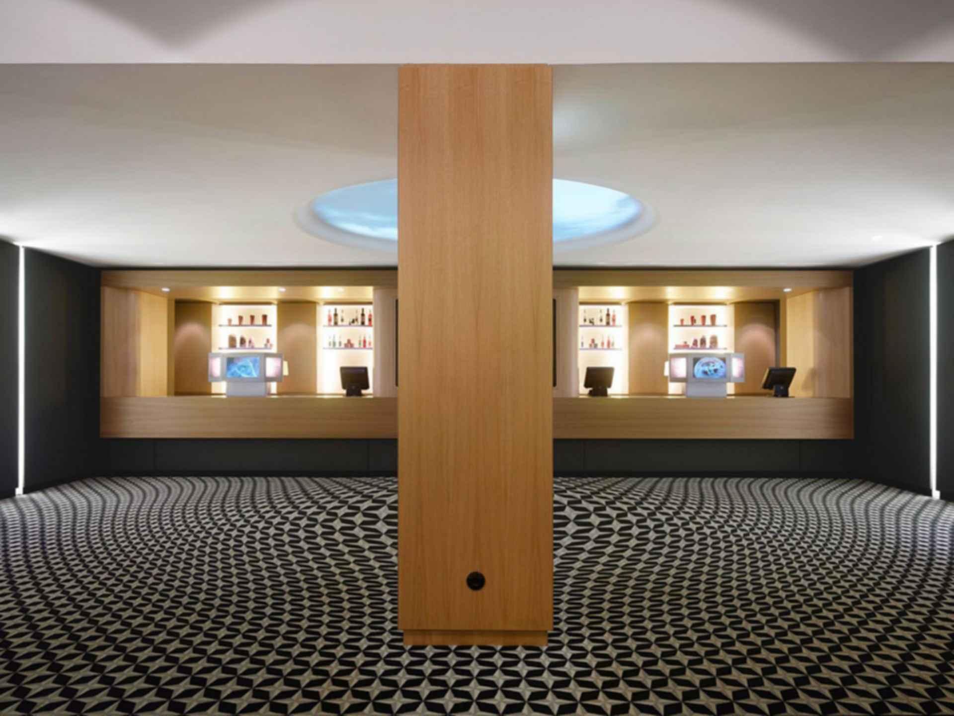 Filmtheater Weltspiegel Cottbus - foyer