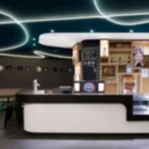 Filmtheater Weltspiegel Cottbus - Cafe