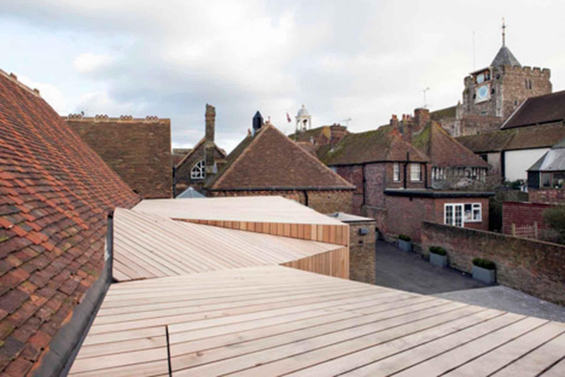 The Kino - roof