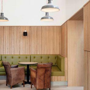 The Kino - interior cafe