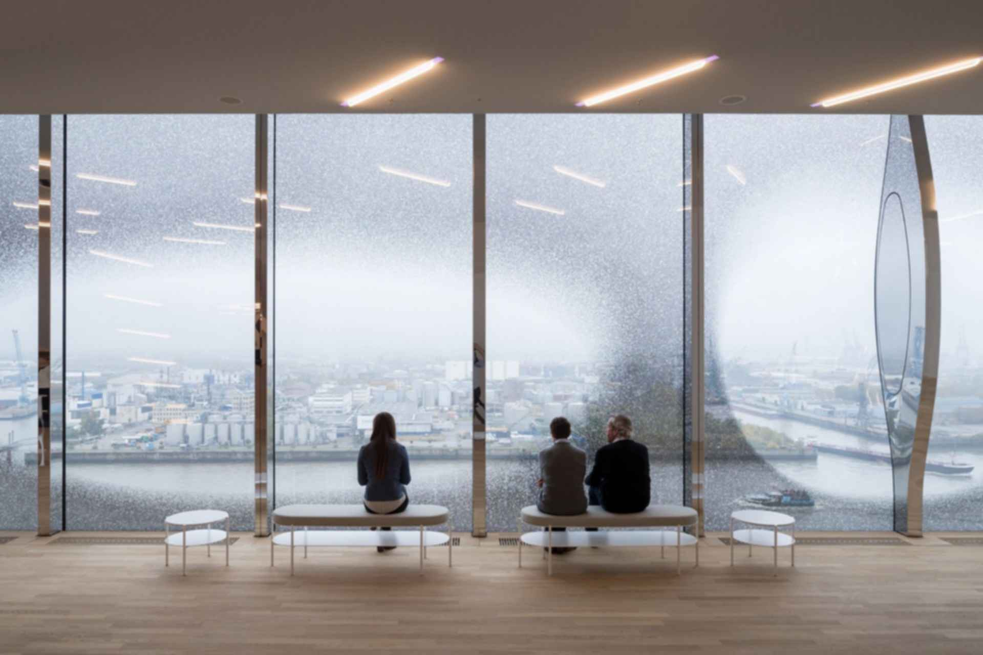 Elbphilharmonie - interior