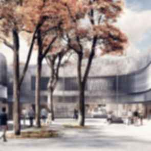 Berlin's New National Gallery - concept design