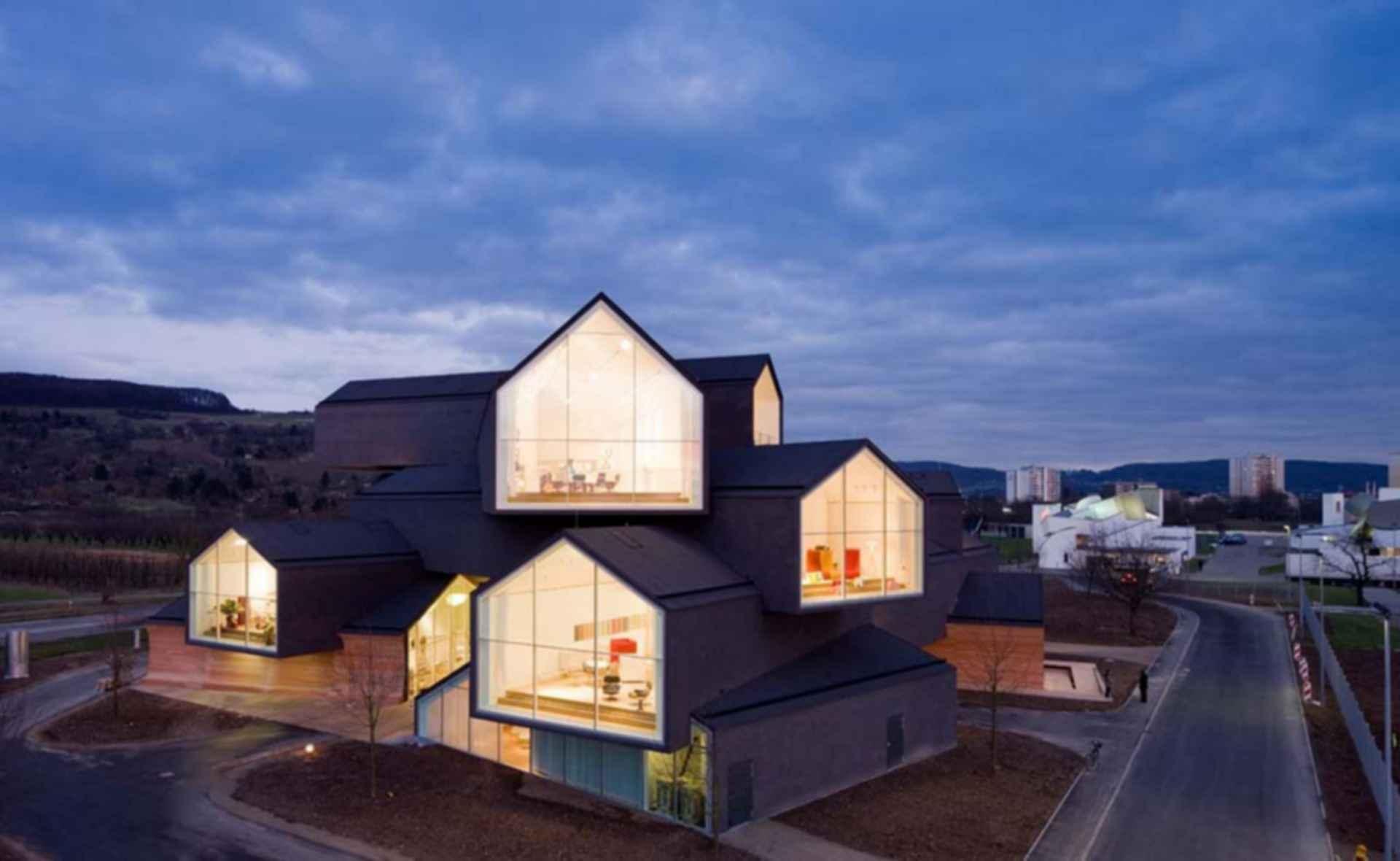 Vitra House - Exterior