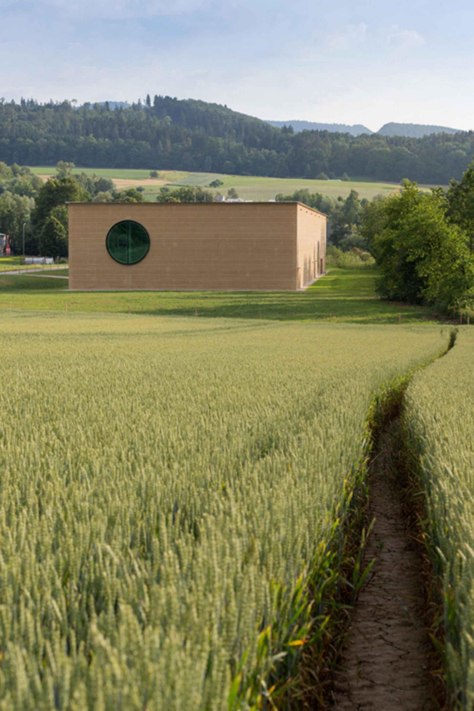 Ricola Krauterzentrum - exterior