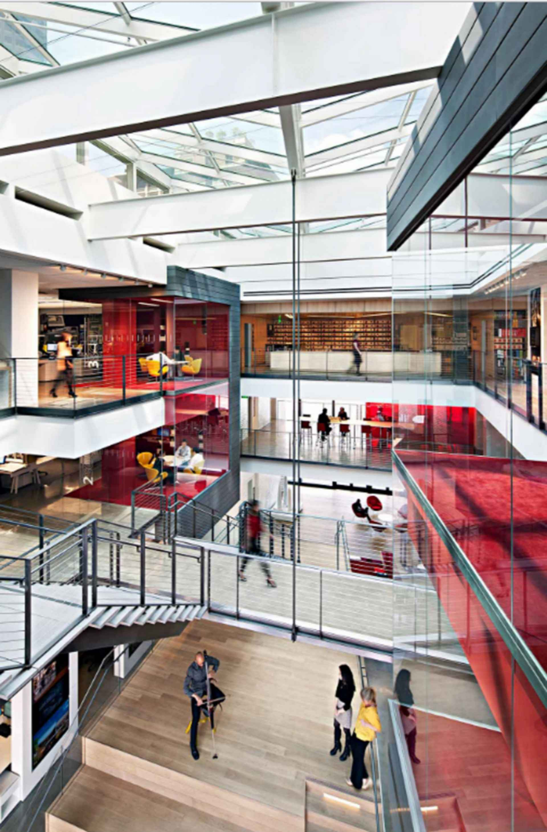 Gensler's L.A. office