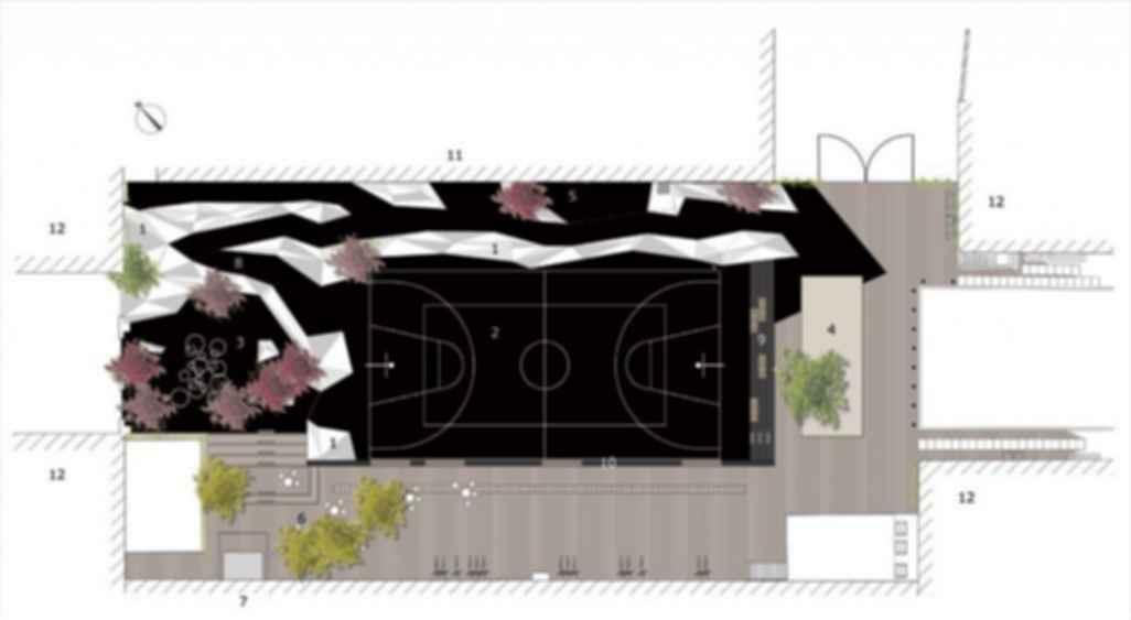 Charlotte Ammundsens Plads - Concept Design