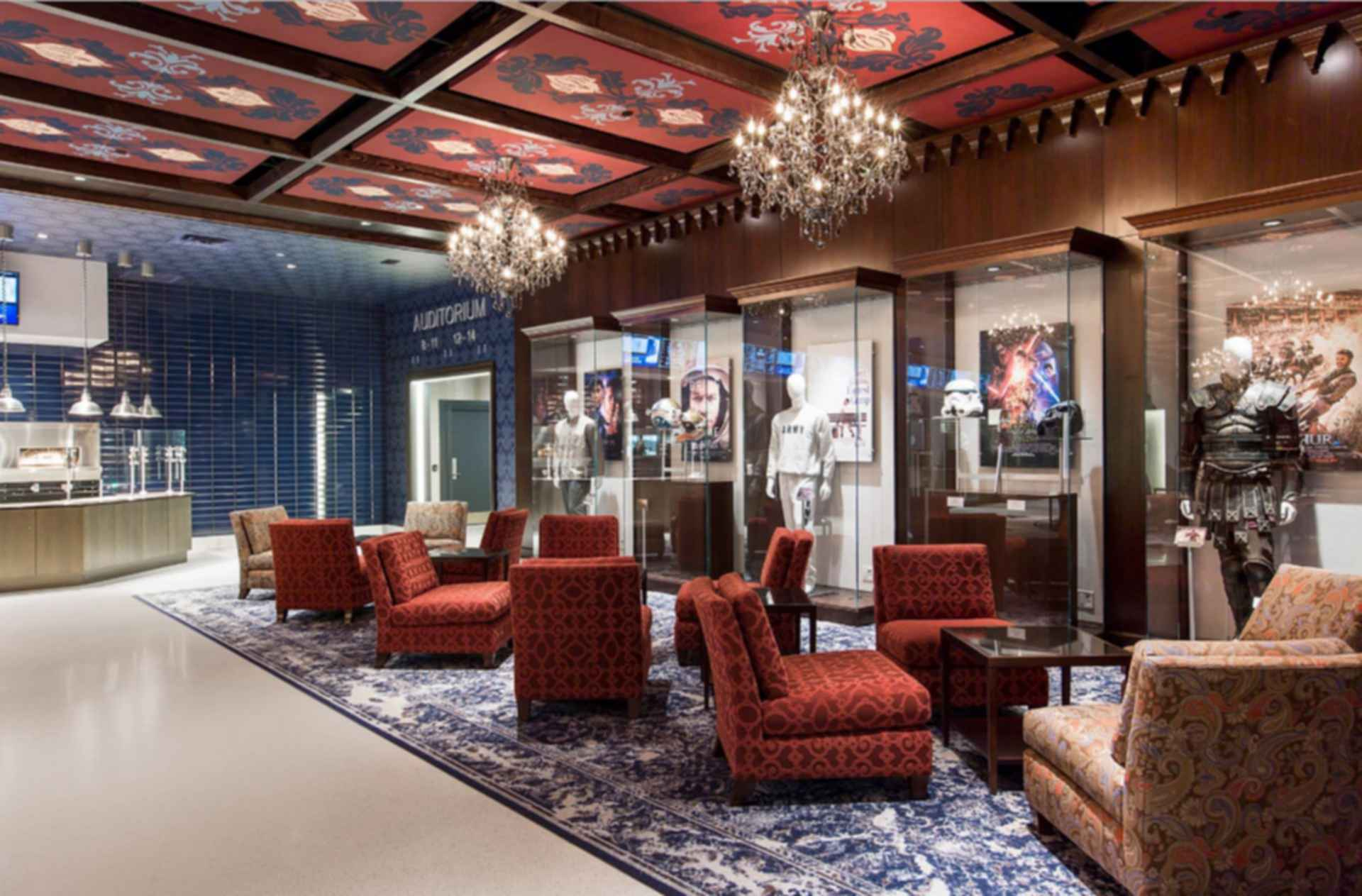 Santikos Embassy Theater - Lobby