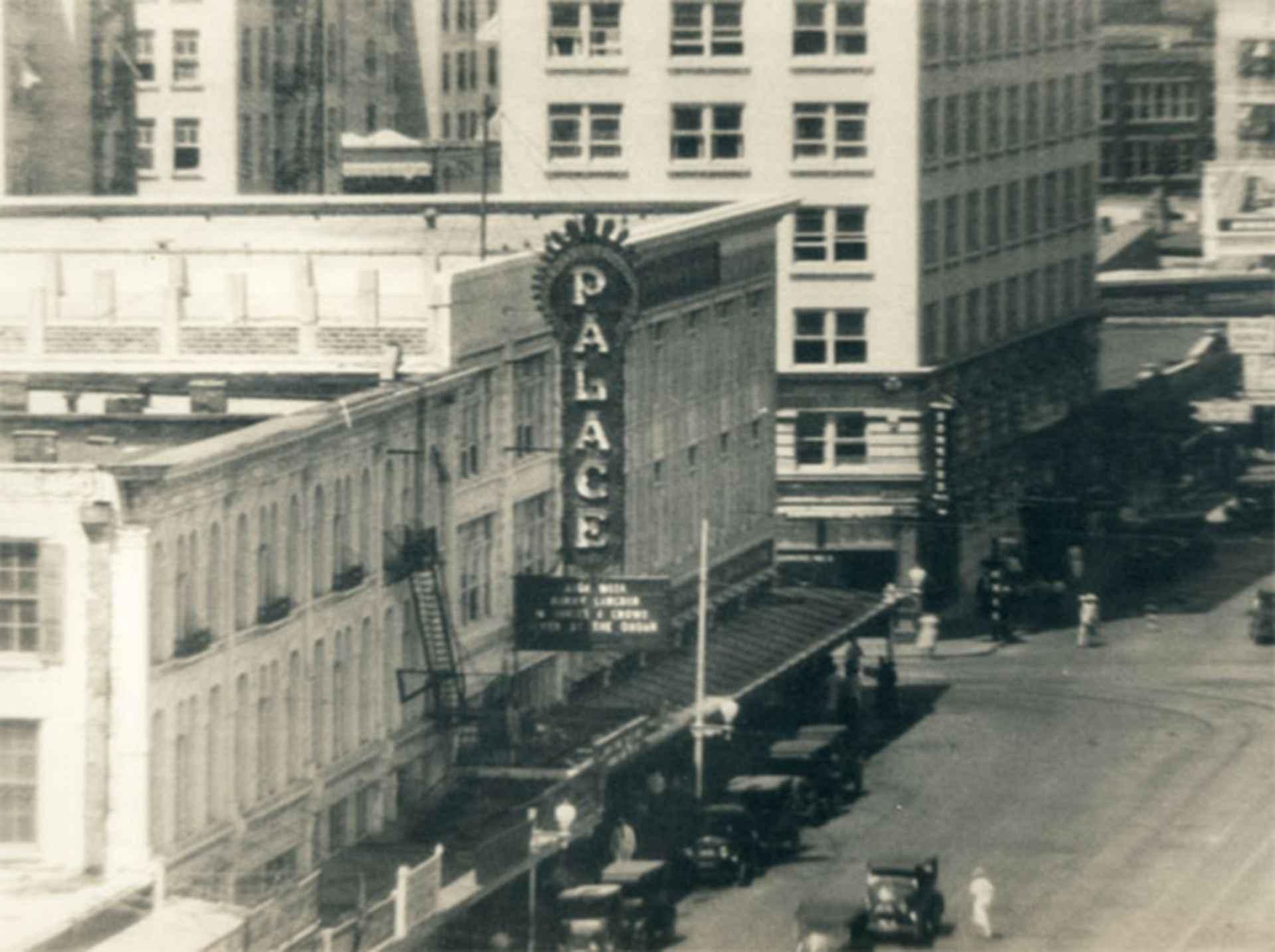 Santikos Embassy Theater - original exterior