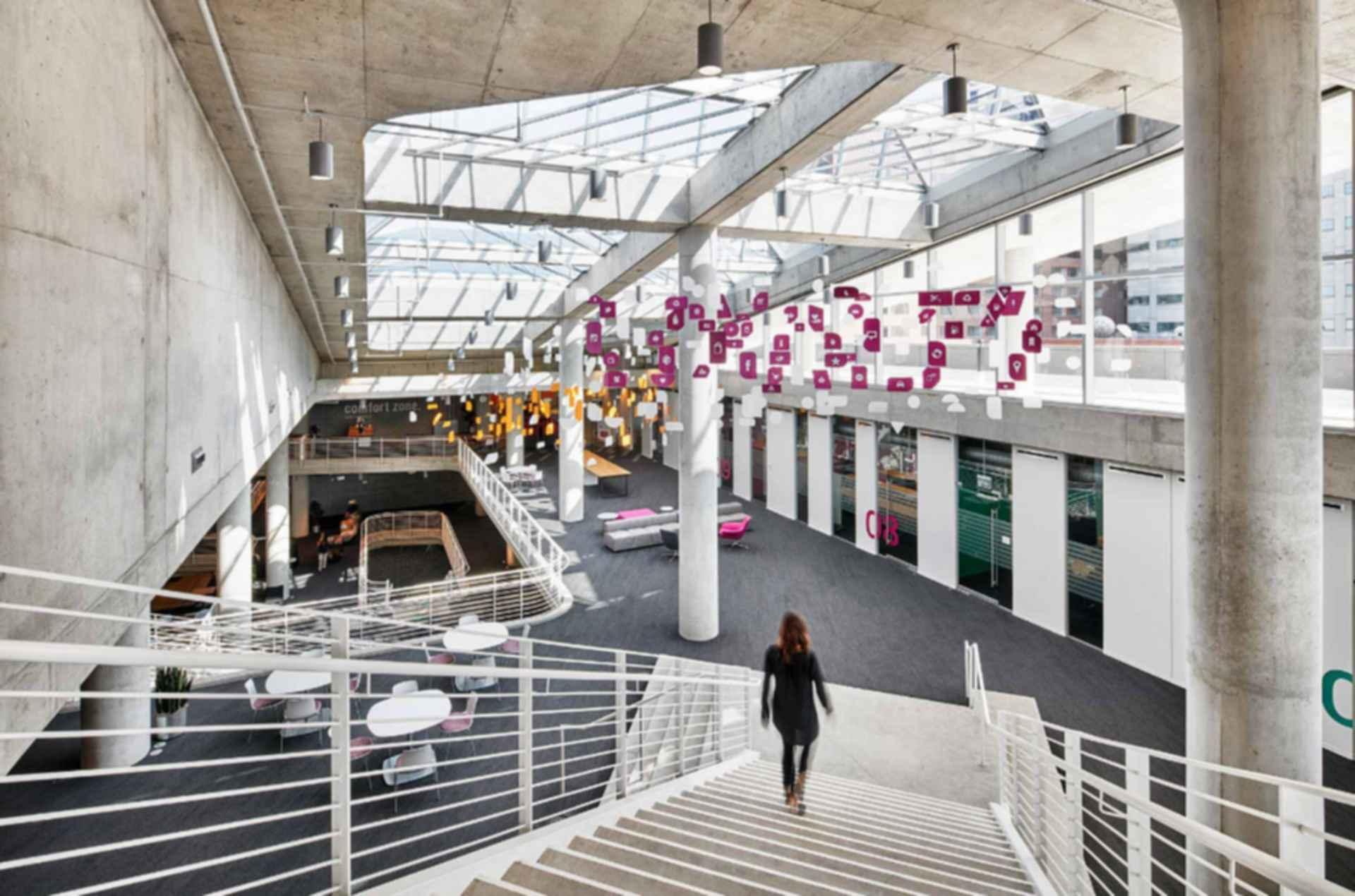 84.51 Centre - mezzanine floor