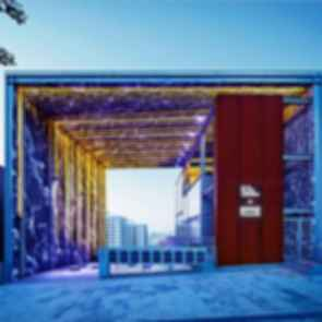 Hyundai Card Music Library Understage - exterior space