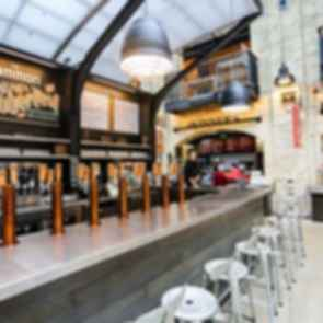 The Forks Market Food Hall - bar