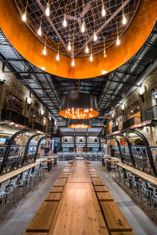 The Forks Market Food Hall - Exterior