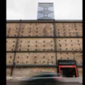Rotermann Grain Elevator - exterior