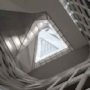 The Cooper Union for the Advancement of Science and Art - Interior/Roof