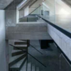 Rotermann Grain Elevator - interior