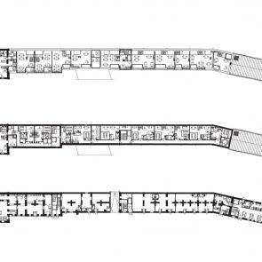Rotermann Grain Elevator -floor plan