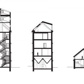 Rotermann Grain Elevator - floor plan