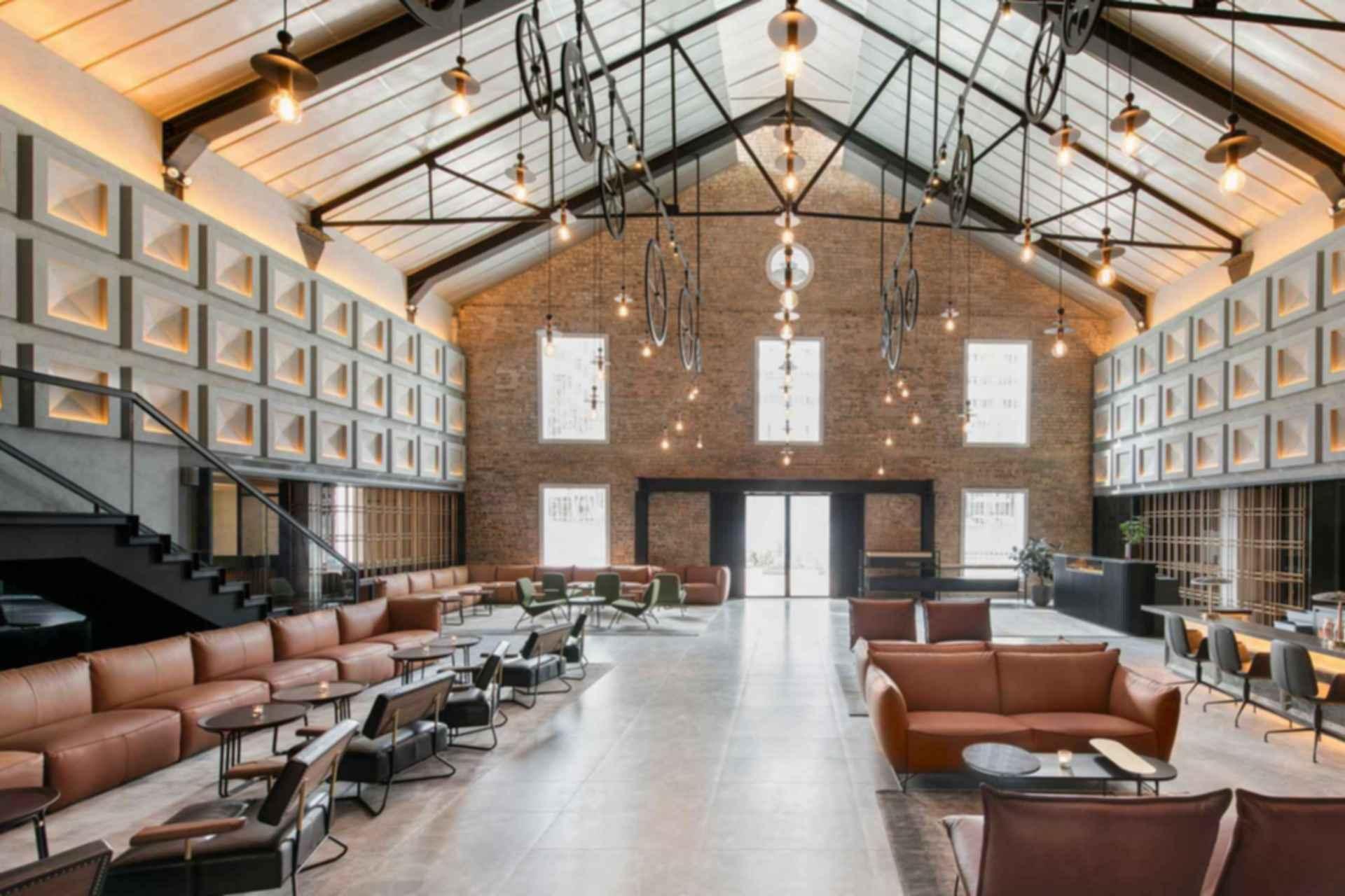 The Warehouse Hotel - Bar