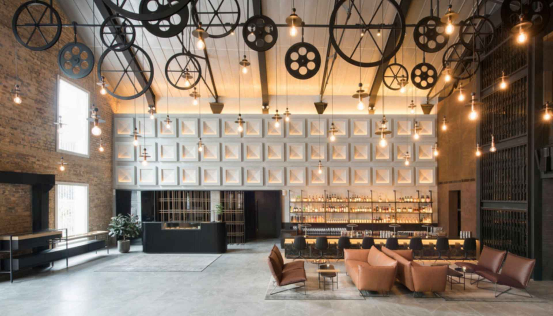 The Warehouse Hotel - Interior