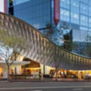 580 George Street - concept design exterior