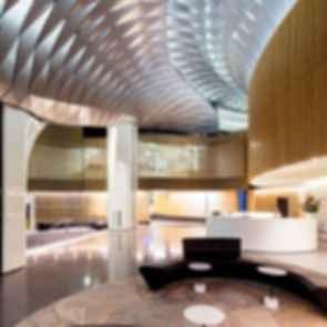 580 George Street - concept design lobby