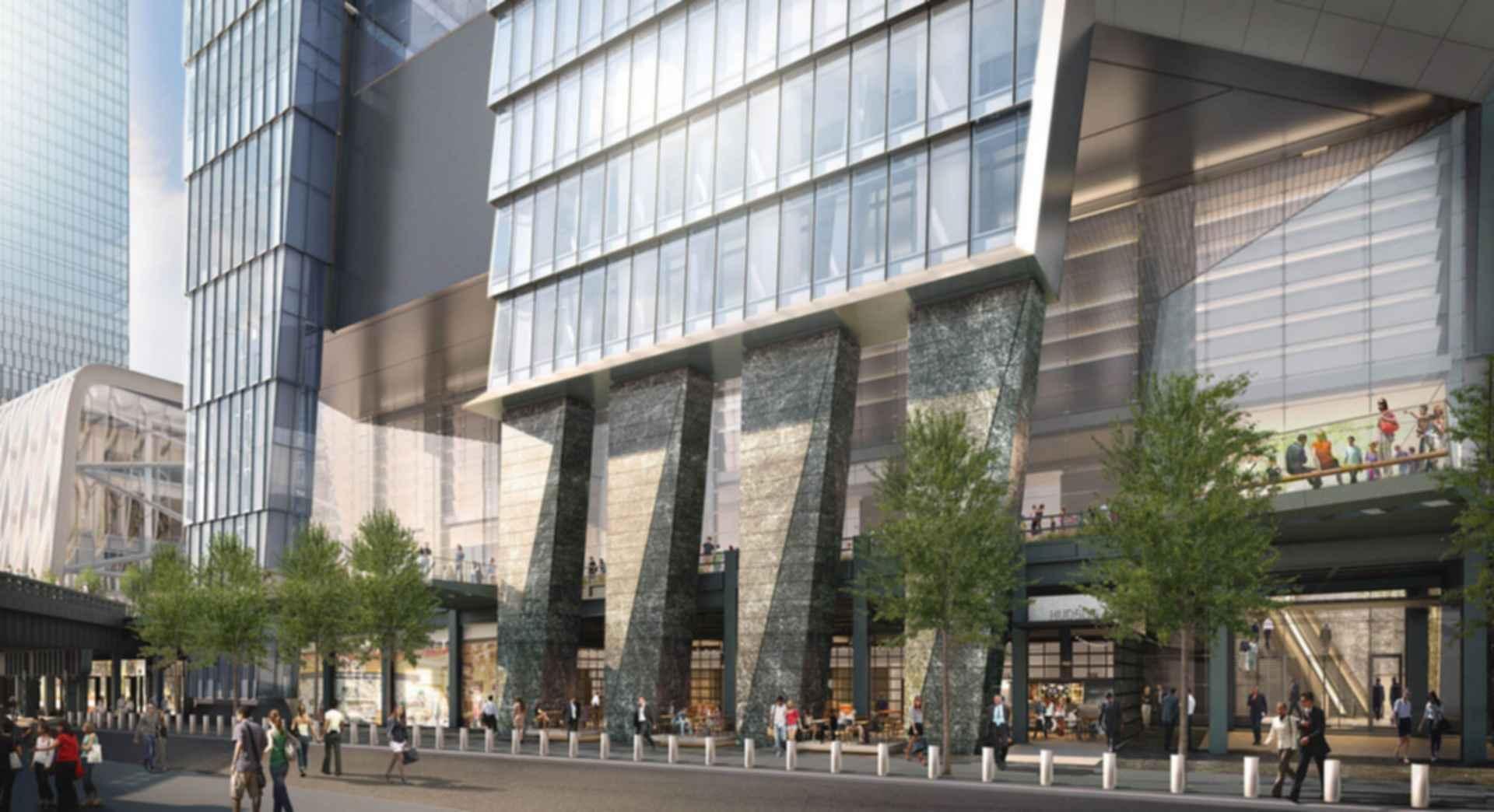 10 Hudson Yards - concept design
