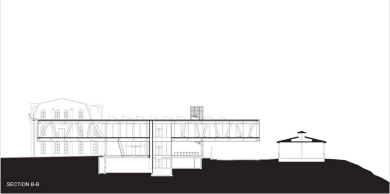 Milstein Hall At Cornell University Concept Design